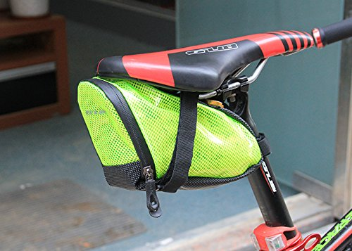 【通販激安】 GUB 3351 Bicycle Rear Bag Gaodani Bag Seat Waterproof Material Road MTB Road Bike Saddle Bag Rear Seat Pouch-yellow B077BJJ2TH, 輸入バイクパーツ卸ツイントレード:0287e442 --- agiven.com