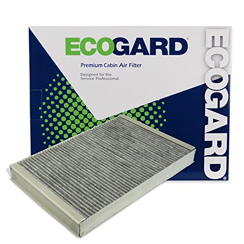 in Air Filter with Activated Carbon Odor Eliminator - Premium Replacement Fits Mercedes-Benz Sprinter 2500, Sprinter 3500 / Dodge Sprinter 2500 / Freightliner Sprinter 2500 ()