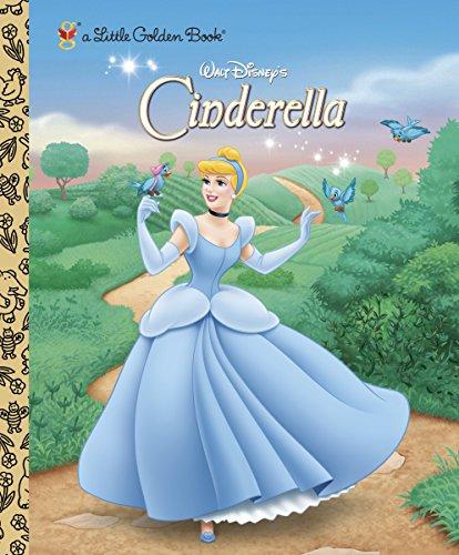 Cinderella (Disney Princess) (Little Golden Book)