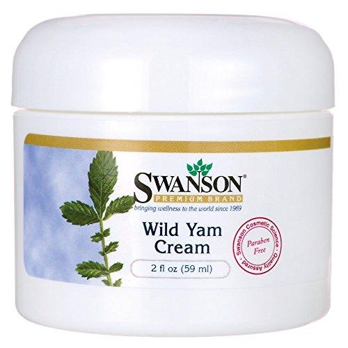(Swanson Wild Yam Cream 2 fl Ounce (59 ml) Cream)