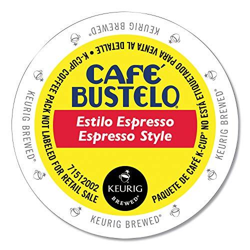 Cafe Bustelo K-cup Packs