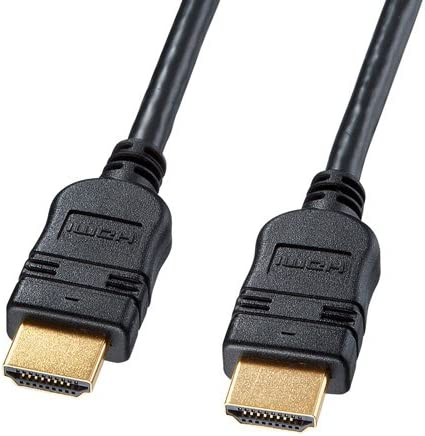 (21個まとめ売り) サンワサプライ イーサネット対応ハイスピードHDMIケーブル KM-HD20-10TK2
