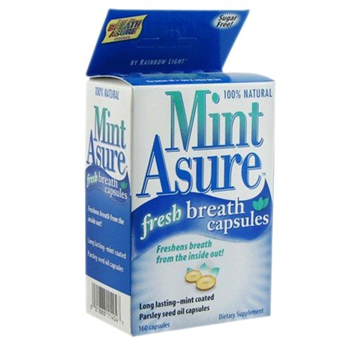 Rainbow Light Mint Asure Value Pack, 160 Count