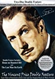 House on Haunted Hill w/ Bonus Last Man on Earth Disc IN COLOR