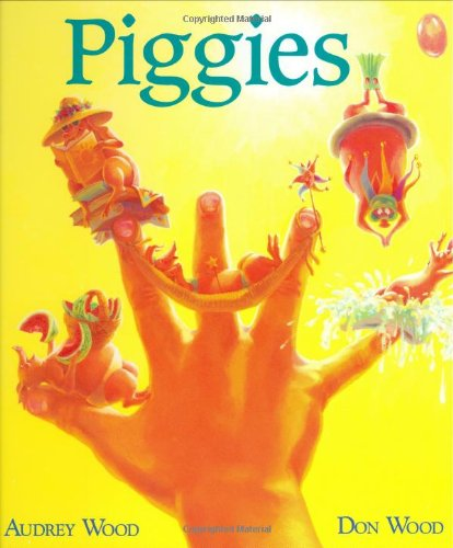Piggies: Lap-Sized Board Book