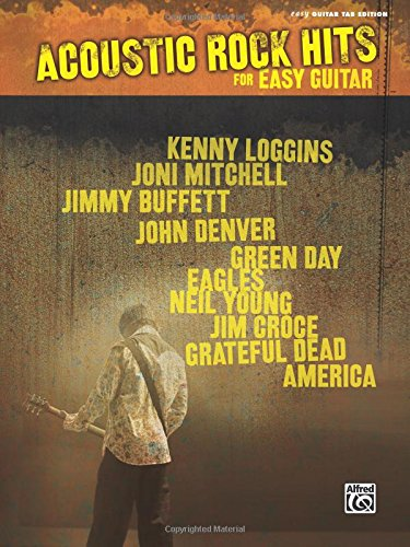 Acoustic Rock Hits for Easy Guitar: Easy Guitar TAB (Hits for Easy Guitar Series)