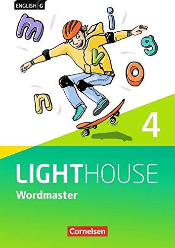 English G Lighthouse - Allgemeine Ausgabe: Band 4: 8. Schuljahr - Wordmaster mit Lösungen: Vokabellernbuch