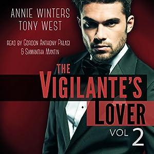 The Vigilante's Lover #2: A Romantic Suspense Thriller Audiobook
