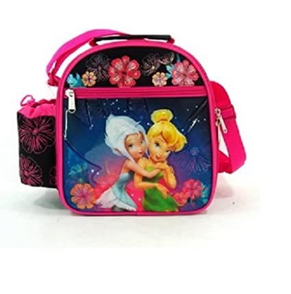 09d45851e6f Image Unavailable. Image not available for. Color  Disney Lunch Bag -  Fairies - Tinkerbell ...