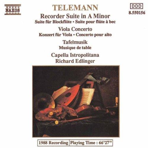 Viola Concerto in G major, TWV 51:G9: I. Largo