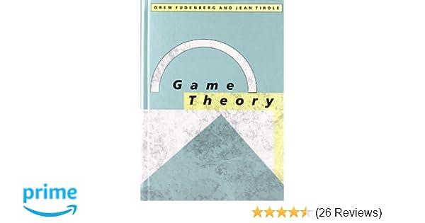 Game theory mit press drew fudenberg jean tirole game theory mit press drew fudenberg jean tirole 9780262061414 amazon books fandeluxe Choice Image