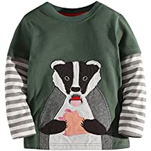 Little Bitty Boy's Cotton Clothing Sets, Tees, Tank Tops, Polos, T Shirt, Sports, Outdoors Clothes