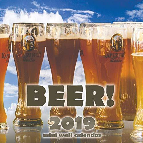 Beer! 2019 Mini Wall Calendar by Wall Publishing