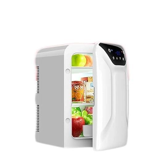 Mini Nevera Para Dormitorio de 16L, Refrigerador Portátil De Doble ...