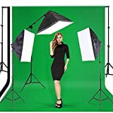 Best Black Box Cameras For Videos - Andoer Photography Softbox Backdrop Lighting Kit, Photo Video Review