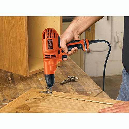 Black-Decker-DR260C-52-Amp-DrillDriver-38-Inch