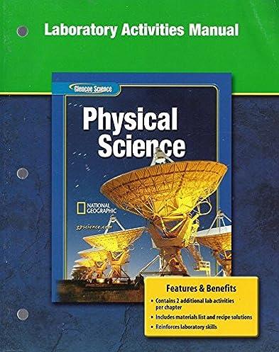 glencoe physical iscience grade 8 laboratory activities manual rh amazon com Jump Math Teachers Guide Christian Teachers Guide
