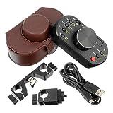 Aputure V-Control - USB Focus Remote Controller for Canon EOS 1D Mark IV, 5D Mark III, 5D Mark II, 7D, 60D, 600D/T3i/Kiss X5, 550D/T2i/Kiss X4, 500D/T1i/Kiss X3, 1100D/T3/Kiss X50, Follow Focusing, Select Focusing