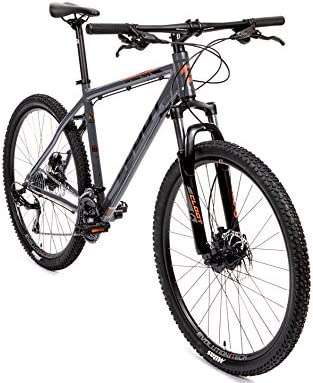 CLOOT Bicicletas de montaña 27.5 XR Trail 70 24v-Bicicleta 27.5 ...