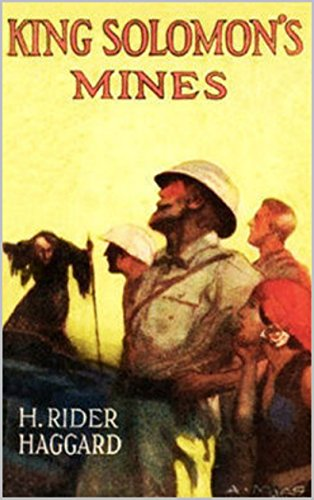 King Solomon's Mines by H. Rider Haggard (French Edition)