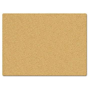 Cork Board No Frame. Canvas Cork Board, 35 x 23, Unframed Cork