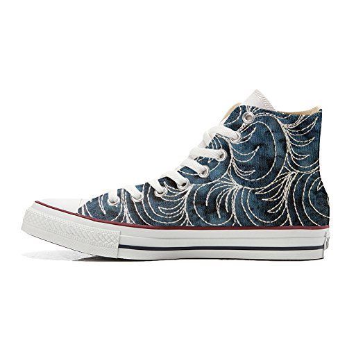 Paisley Star producto Spake Converse Unisex Zapatos Handmade Personalizados All SH6Wn8z