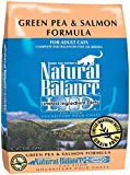 Natural Balance Limited Ingredient Diets Green Pea & Salmon Formula Dry Cat Food – 10 lb Review