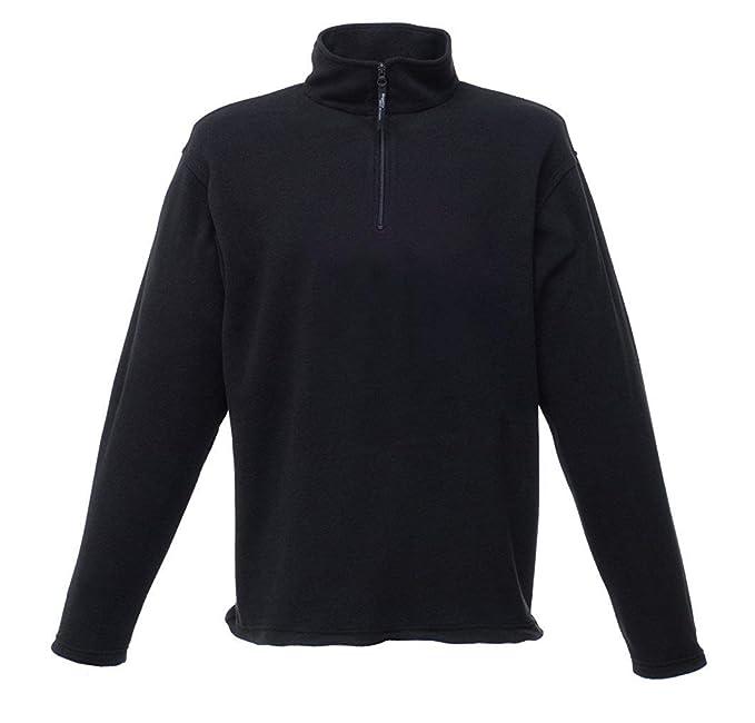 Regatta Mens Micro Zip Neck Fleece Jacket