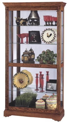Howard Miller 680-339 Donegal Curio Cabinet