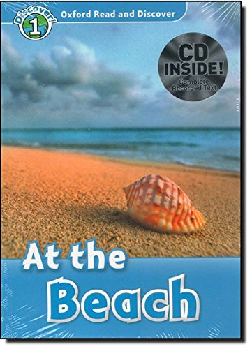 Read and Discover 1 (300 Headwords) At the Beach CD