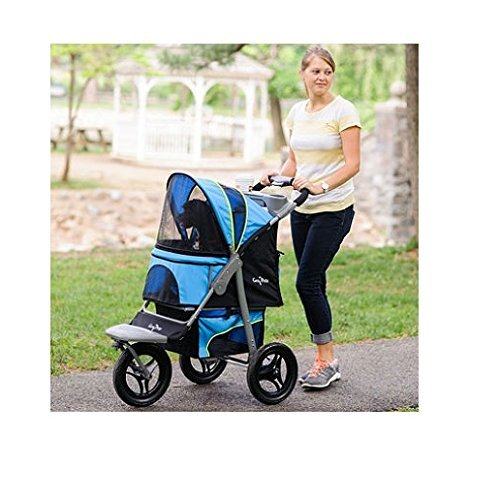 The Gen7Pets G7 Jogger Pet Stroller