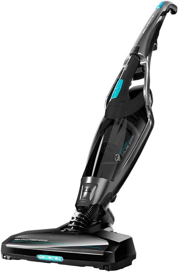 Cecotec Aspirador Vertical Conga Popstar 4070 H2O MAX. 4 en 1, Batería extraíble, Apto para pelos Mascotas, Depósito 0,8 litros, Sin Bolsa, Autonomía máx 85 min, 2 Modos, Cepillo rotativo
