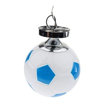 Homyl Fussball Lampe Deckenleuchte Deckenlampe Mit E27