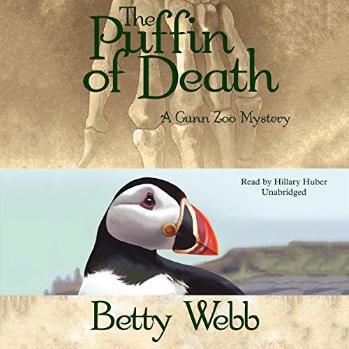The Puffin of Death: A Gunn Zoo Mystery, Book 4