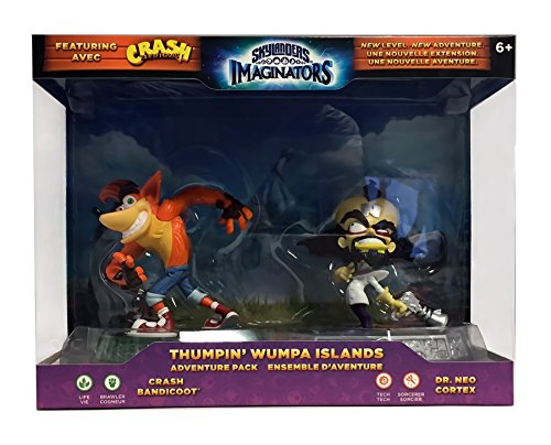 Awakening Mari Starter Pack Bundle with Skyrider and Thumpin Wumpa Islands Adventure Pack by Misc (Image #5)
