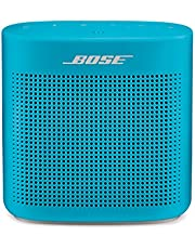 Bose SoundLink Color Bluetooth Speaker II - Aqua Blue