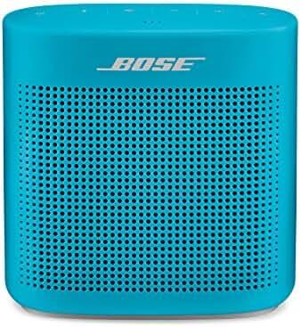 Bose SoundLink Color Bluetooth Speaker II - Aquatic Blue