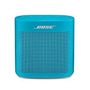 Bose SoundLink Color Bluetooth Speaker II – Aquatic Blue