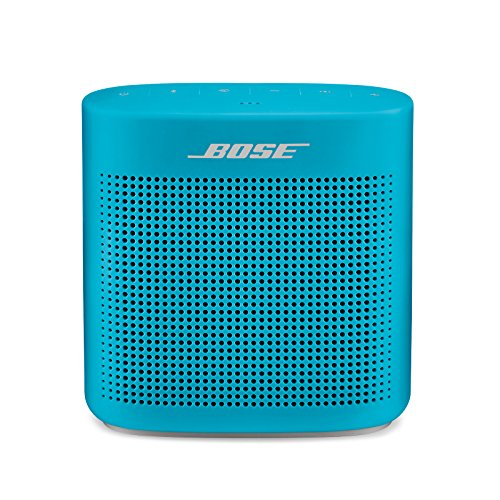 Best Price! Bose SoundLink Color Bluetooth Speaker II - Aquatic Blue