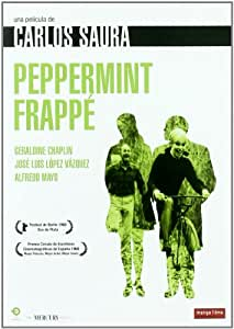 Peppermint Frappé (Colección Carlos Saura) [DVD]