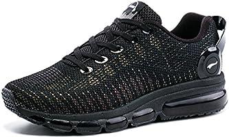 Onemix Homme Chaussures de Course Running Respirante et Légère Sport Chaussures