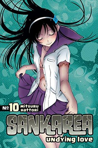Sankarea 10: Undying Love by Mitsuru Hattori