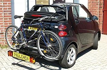 Fahrradträger Economy Zwei Fahrräder 451 Cabrio Auto