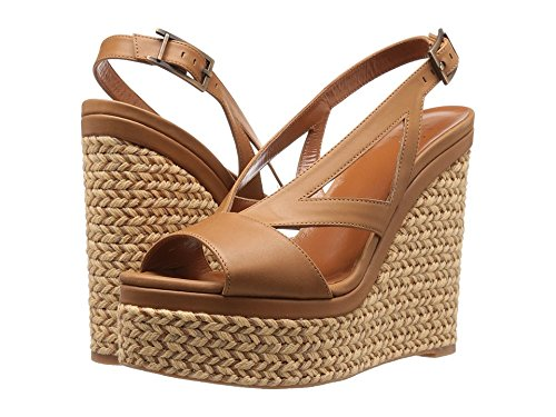 Aquatalia Women's Carly Tan Calf Sandal