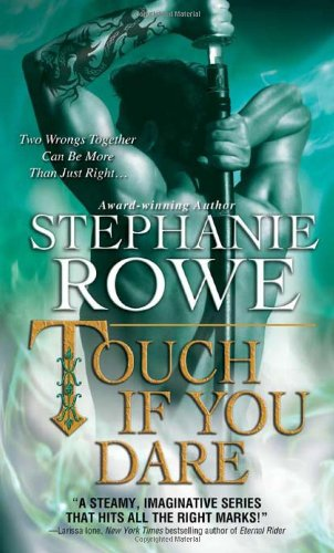Download Touch If You Dare (Soulfire) pdf