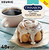 Cinnabon Classic Cinnamon Roll, Single-Serve Keurig