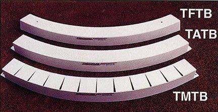 Cast Aluminum Toeボード