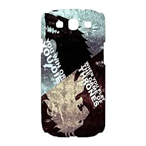 SamSung Galaxy S3 9300 phone cases White Game of Thrones fashion cell phone cases UTRE3335333