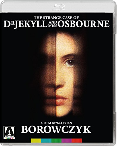 The Strange Case of Dr. Jekyll and Miss Osbourne (2-Disc Special Edition) [Blu-ray + DVD]