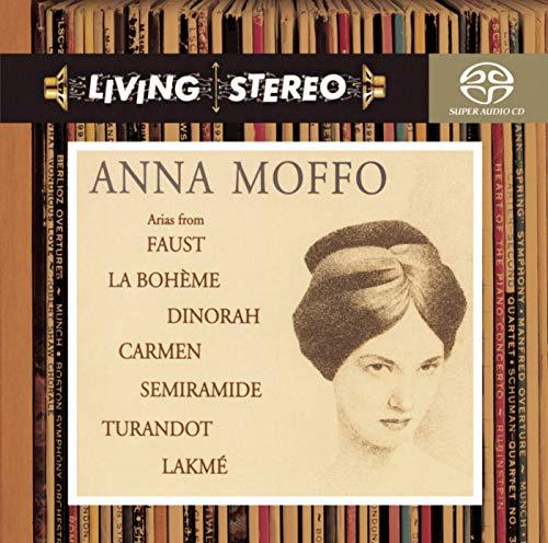 (Arias from Faust; La Bohème; Dinorah; Carmen; Turandot; Semiramide;)
